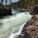 Upper Falls of Yellowstone, Wyoming
