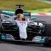 2017 Italian GP - Lewis Hamilton - Mercedes W08