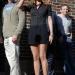 Jennifer Aniston - Legs & High Heels (David Letterman show)