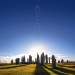 Equinox: Analemma over the Callanish Stones