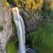 Salt Creek Falls, Oregon. Had the place to myself!(OC)