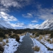 Hooker Valley Track, Mount Cook, New Zealand.