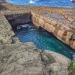 The Worm Hole, Inishmor, Ireland