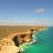 The end of the earth - Nullarbor plains Australia