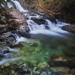 Ritson's Force. Fancy a swim? Lake District, England