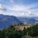 At the top of Salewa Klettersteig, Bad Hindelang, Germany