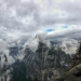 Glacier Point in Yosemite, CA