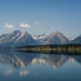 Seeing double at Grand Teton National Park.