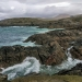 Rocky shores on the Isle of Harris, Outer Hebrides, Scotland