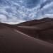 Desert Wanderer, Great Sand Dunes National Park, Colorado, USA