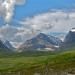 Trekking Kungsleden (the King's Path) in Sweden captured by Joakim Jormelin