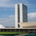 National Congress of Brazil, designed by Oscar Niemeyer