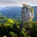 Katskhi pillar - The World's peaceful place for a living: Life on a Rock 40 meters high