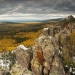 Autumn in the South Ural. Russia.