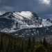 Moody Mountains - Rocky Mountain National Park, Colorado, USA