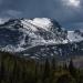 Moody Mountains - Rocky Mountain National Park, Colorado, USA