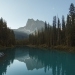 Morning Reflections at Emerald Lake in Yoho National Park, CA